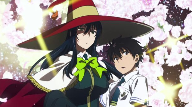 Witch Craft Works anime